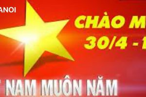The schedule of Reunification Day & International Labour' Day Holiday